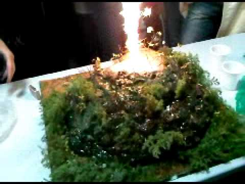 School Geography Project: Make a Volcano - YouTube
