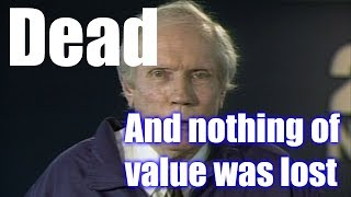 Totally Retarded - Fred Phelps is dead