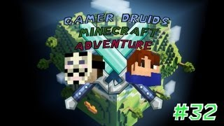 Minecraft: Gamer Druids EP 32 Druids Vs The Wither!