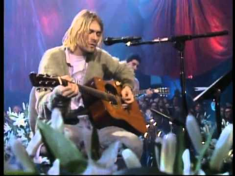 Nirvana   On A Plain (Unplugged In New York)