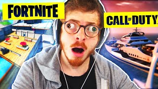 CALL OF DUTY SUR FORTNITE