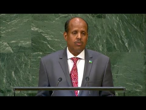 🇩🇯 Djibouti - Minister for Foreign Affairs Addresses General Debate, 73rd Session