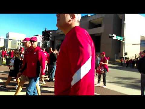 UW Badgers football Madison, WI: Kingdom of God comes upon Camp Randall Stadium!