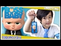 BOSS BABY Movie Subway Kids Meal toys 2017 - Pierce'sWorld