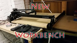 Making A Workbench For Only £20