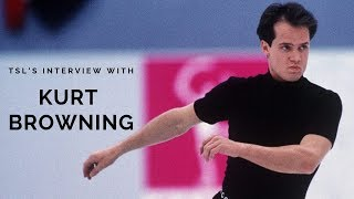 Kurt Browning: The Skating Lesson's Interview with the 4 Time World Figure Skating Champion