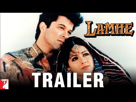 Lamhe is listed (or ranked) 14 on the list The Best Anil Kapoor Movies