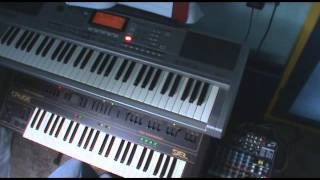The Trial (Chambre Ardente) (King Diamond keyboard cover)