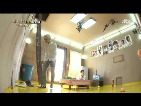 130615 JTBC High Society Onew & Key cut 2