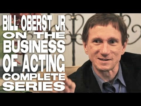 Take This Lollipop's Bill Oberst Jr On The Business Of Acting   The Complete Film Courage Series