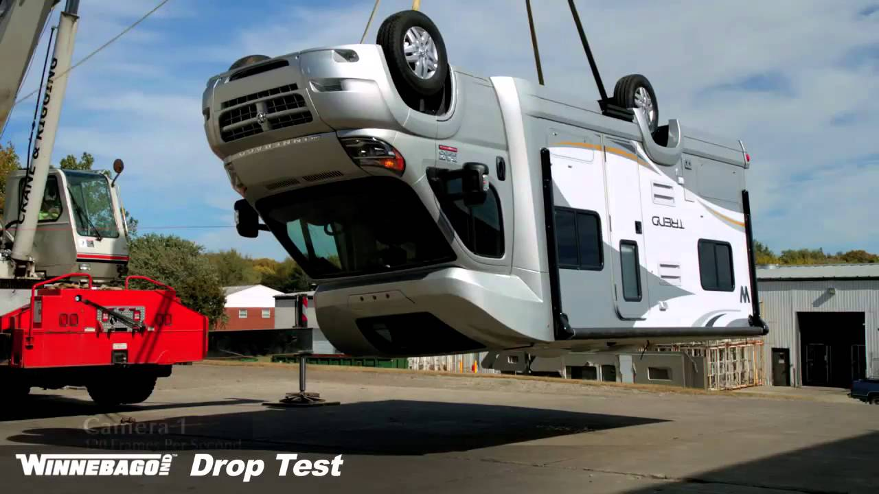 Fantastic The 2011 Winnebago Access Premier Class C Motorhome Is Designed To