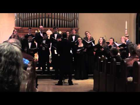 Guiding Light - University of Southern Maine Chamber Singers