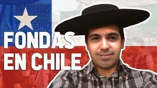 Las primeras Fondas de un Venezolano en Chile