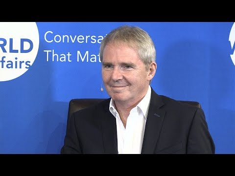 Artificial Intelligence and Open Data: A Conversation with Sir Nigel Shadbolt