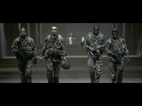 French Army recruitment Ad/Commercial 2016