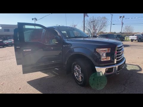 2017 Ford F-150 Troy, Sterling Heights, Royal Oak, Lake Orion, MI P7354