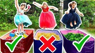 Что мы творили на ВЫПУСКНОМ? Родители НАС НАКАЖУТ! Кто испортил платье???!!!