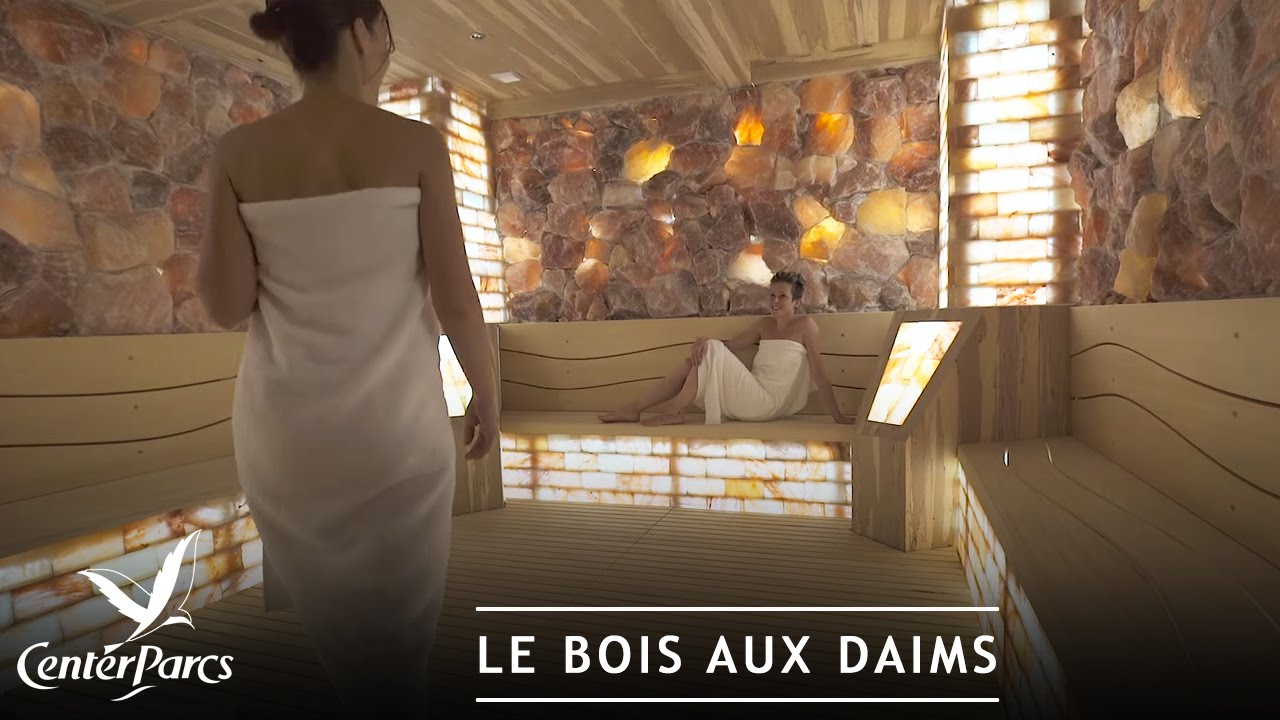 Le Domaine Le Bois aux Daims Center Parcs YouTube # Le Bois Aux Daims Adresse