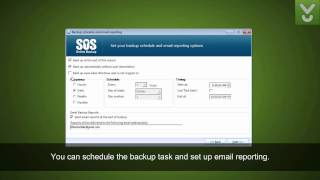 SOS Online Backup - Back up and protect your files - Download Video Previews