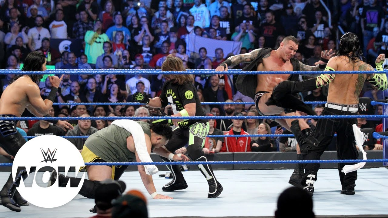 4 things you need to know before tonight's SmackDown LIVE: Feb. 5, 2019