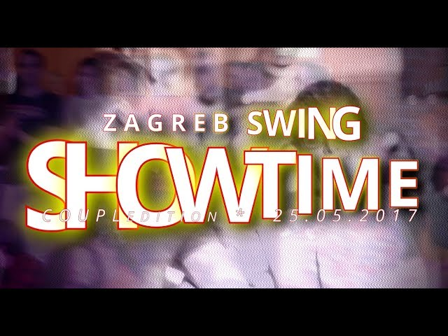 ZAGREB Swing SHOWTIME 2017 [Oleg&Marta]