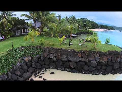 Samoa From the Sky