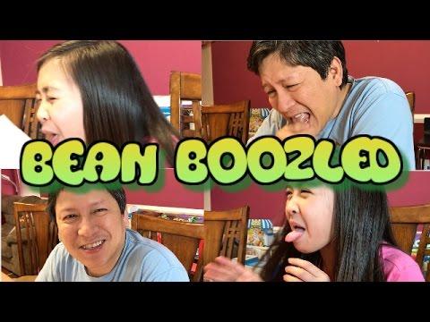 Bean Boozled Challenge Fail - Family Edition