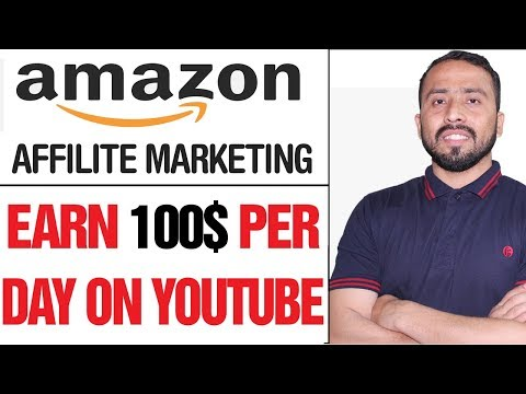 Amazon Affiliate Marketing || How To Earn Money From Youtube With Affiliate Marketing