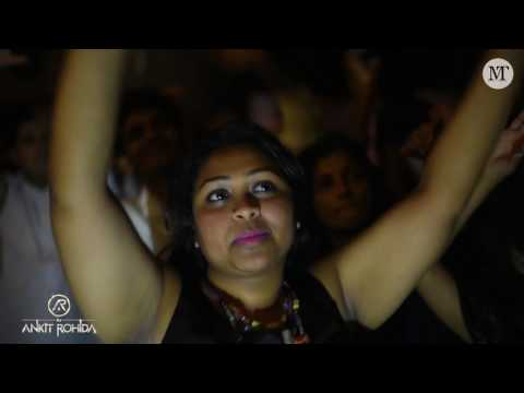 Dj Ankit Rohida Live at House Of Medici Westin Pune 20th may 2017