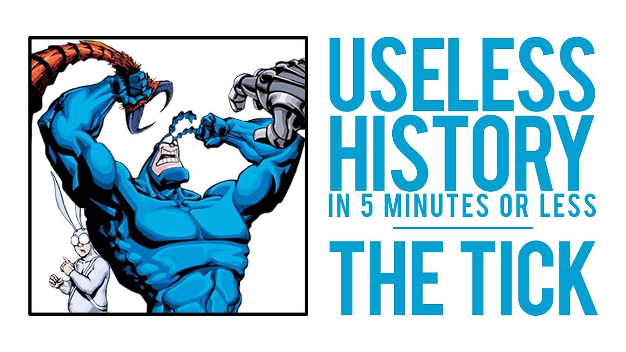 Download Useless History: The Tick