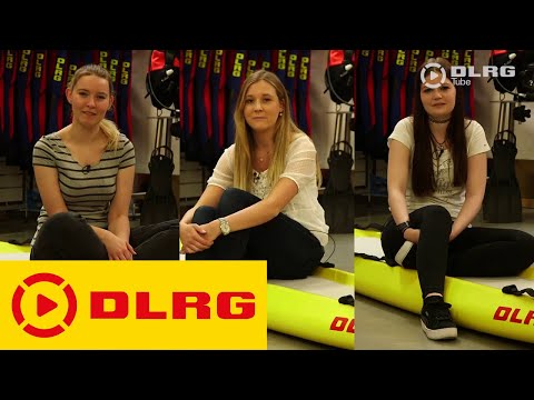Jeder kann helfen, auch du - Bundesfreiwilligendienst bei der DLRG