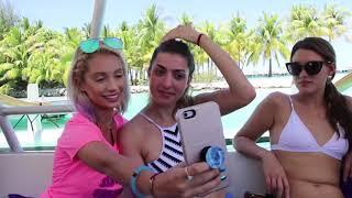 Bora Bora Vlog - Trippin With Tarte | Nicol Concilio