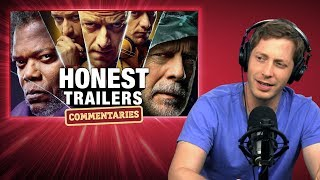 Honest Trailers Commentary | Glass