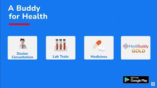 MediBuddy - One Stop Shop for your Health care needs. Consult Doctors, Online Lab Tests from home. screenshot 3