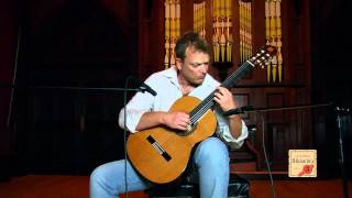 "Philippe.Bertaud Plays ""Latin"" on his Alhambra Model 4p Guitar"