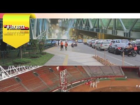 #JAKARTA - Kemajuan Pembangunan Infrastruktur Kota Jakarta