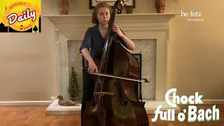 Chock Full o Bach: Prelude fr. Cello Suite No. 3 (Alexis Schulte-Albert) YouTube Videos