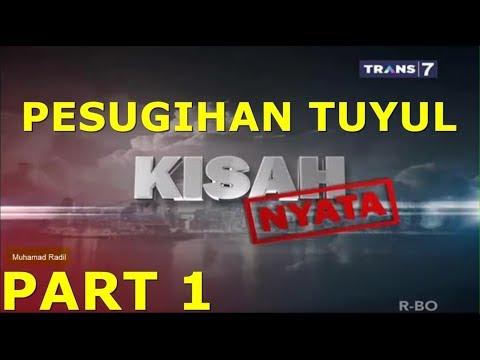 Kisah Nyata Trans7 - Melihara Tuyul   08 Oktober 2017 #PART1
