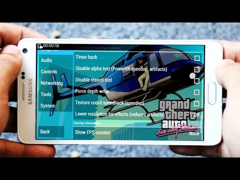 Best Ppsspp Settings For Gta Vice City Stories For Smooth Gameplay