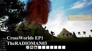 crossWorlds Escape EP1