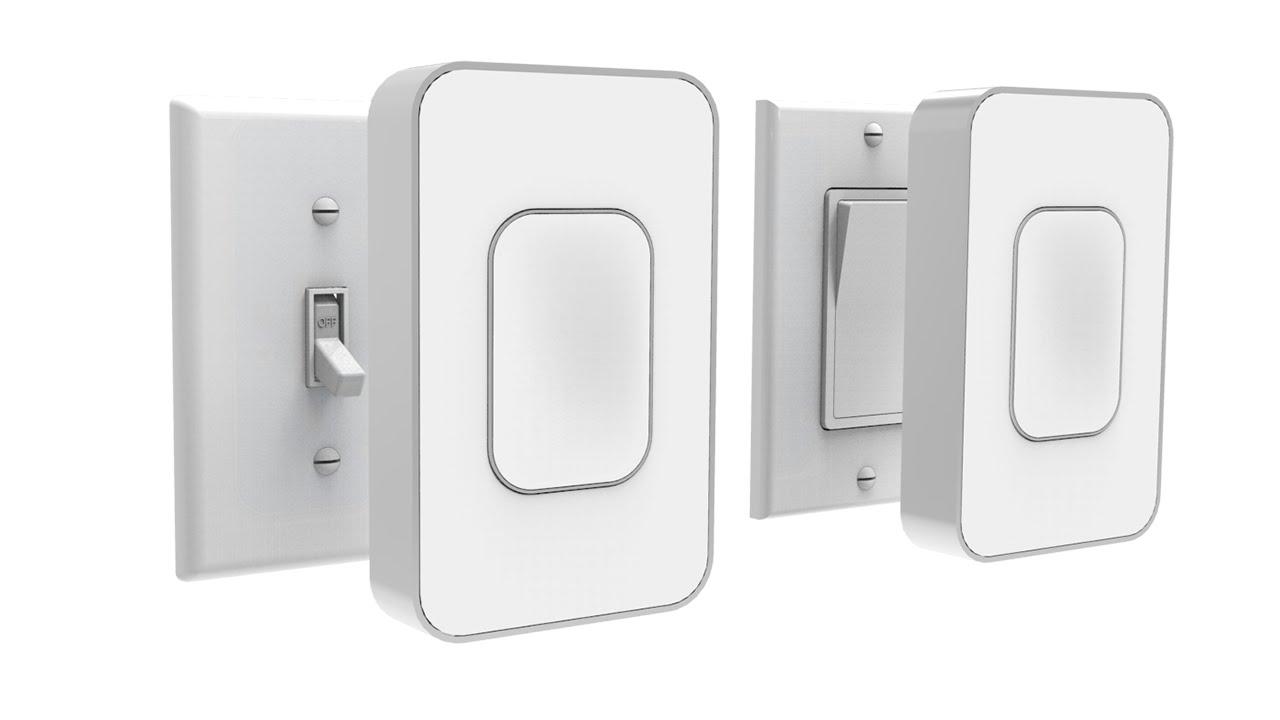 Switchmate Smart Lighting - YouTube