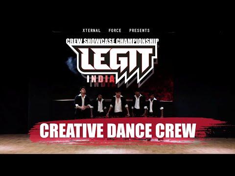 Creative Dance Crew | LEGIT Crew Showcase Championship | Urb
