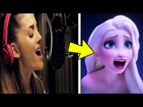 BEHIND THE VOICES Celebrities Collection! (Ariana Grande, Taylor Swift, Shawn Mendes)