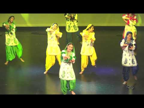 OMG Bhangra @ Bhangra Down Under 2015