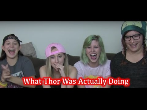 What Thor Was Doing During Captain America: Civil War Reactions