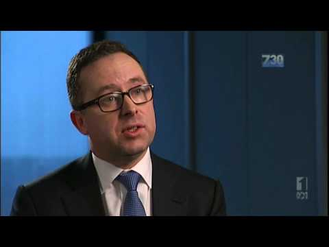 7 30 report segment Alan Joyce 27.02.2014