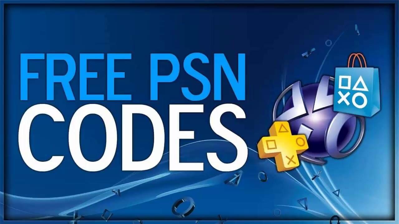 Free Psn Code No Survey No Download 2017