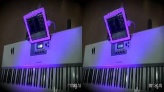 mmag.ru: MIDI клавиатура Fatar StudioLogic Acuna 88 - видео обзор 3d