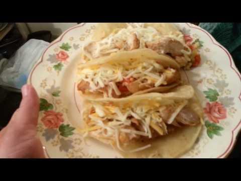 $3 Dollar Tree Dinner | Spanish Rice Tacos