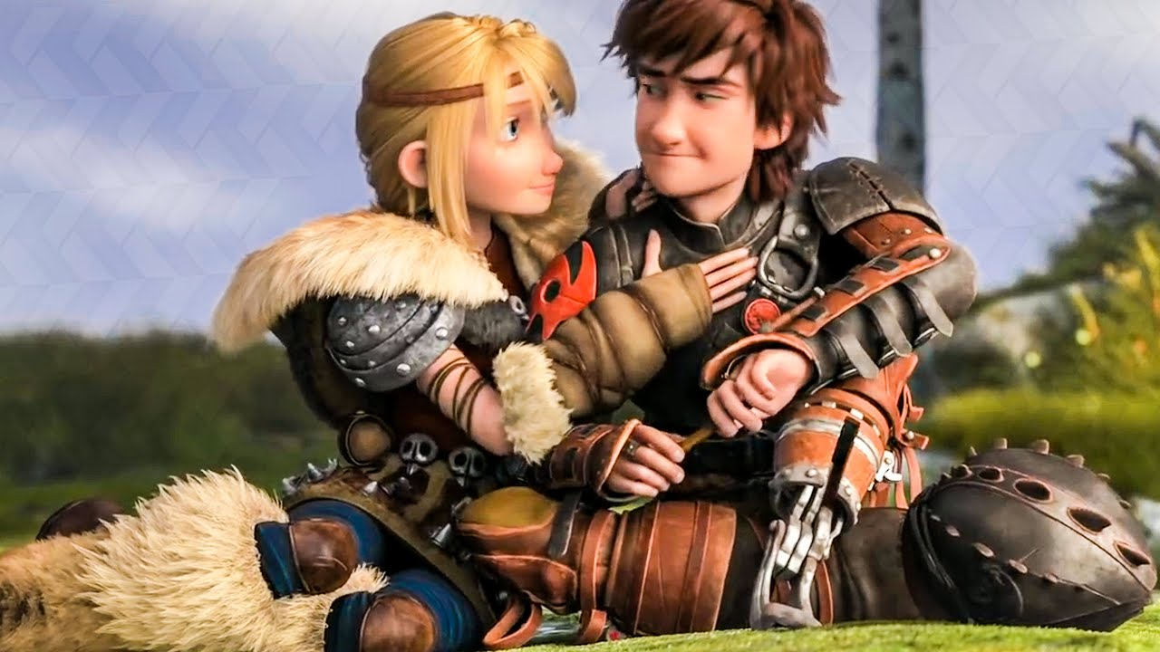 Astrid how to train your dragon 2 naked